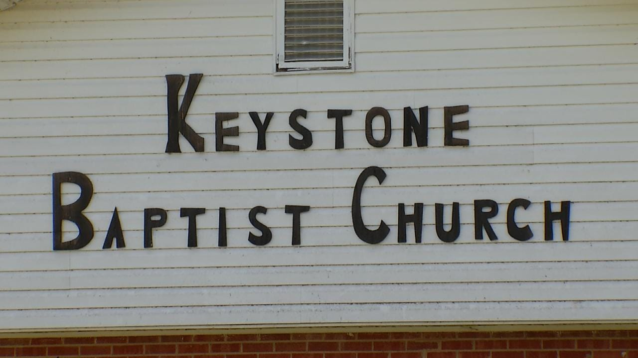 Historic Bell Stolen From Green Country Church