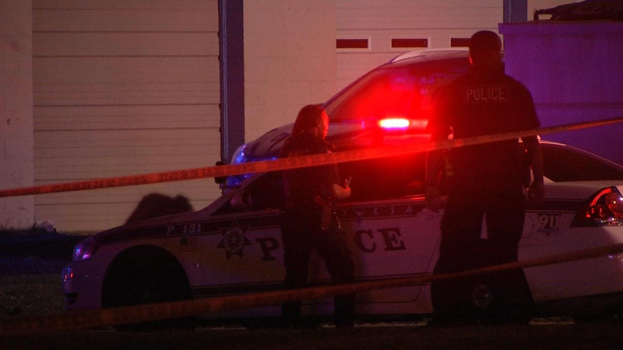 Possible Shooting Suspect Killed By Police