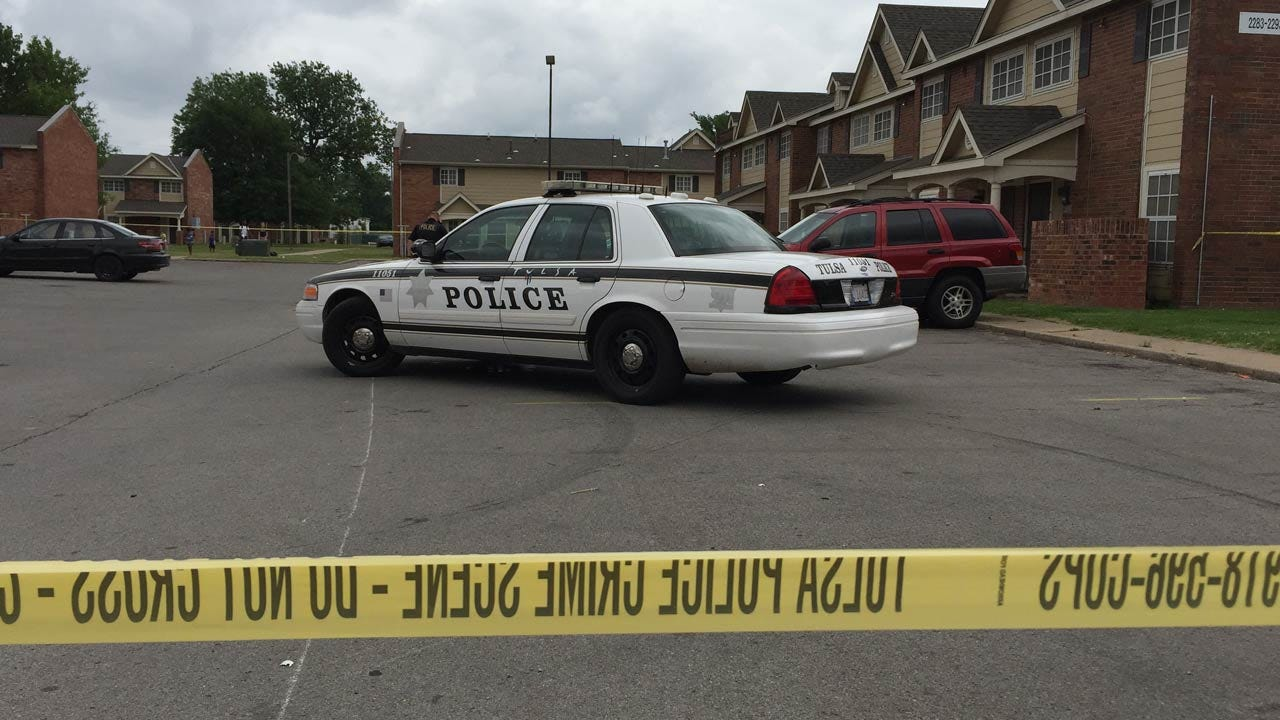 Shooting Death At Tulsa Apartment Complex Ruled A Suicide
