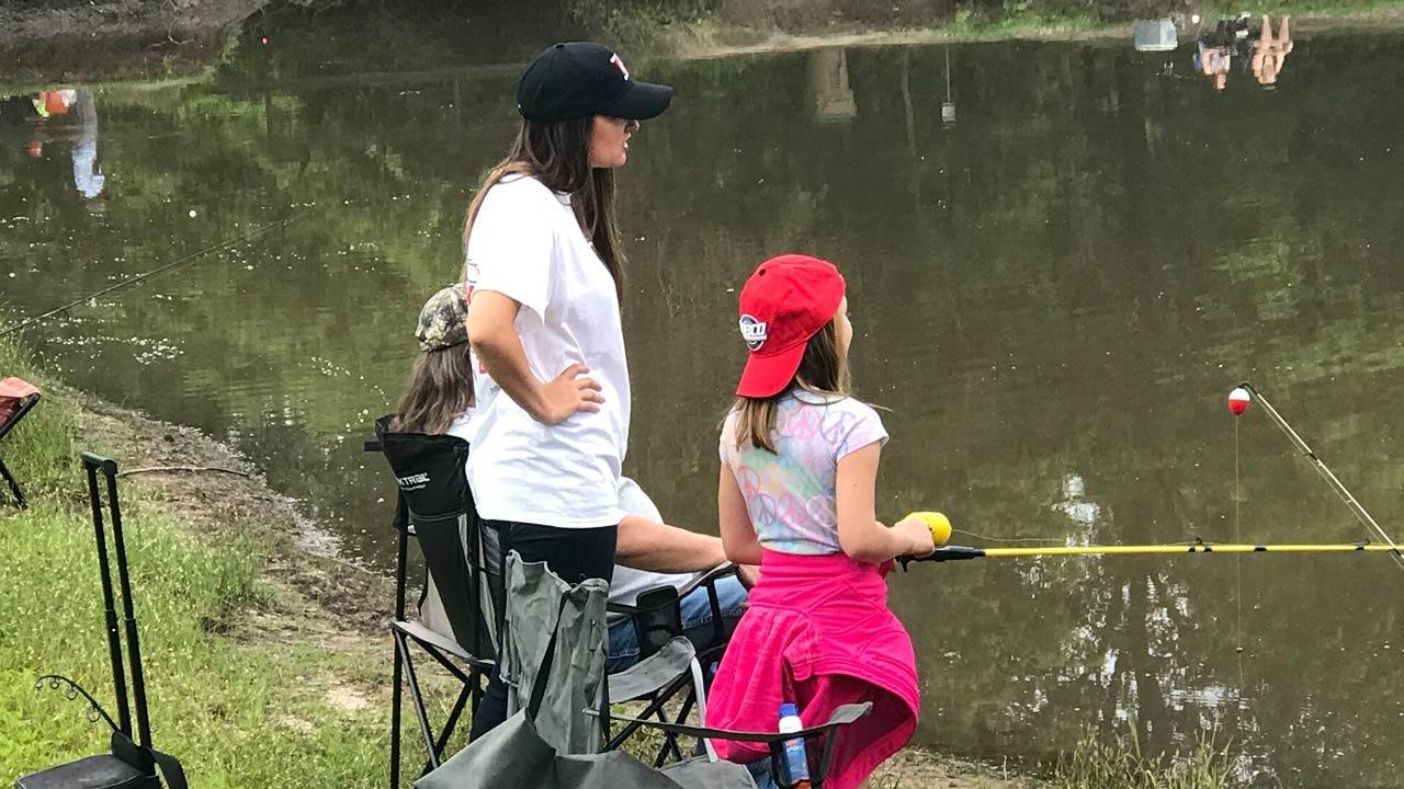 'Take Me Fishing Day' Across Tulsa Area