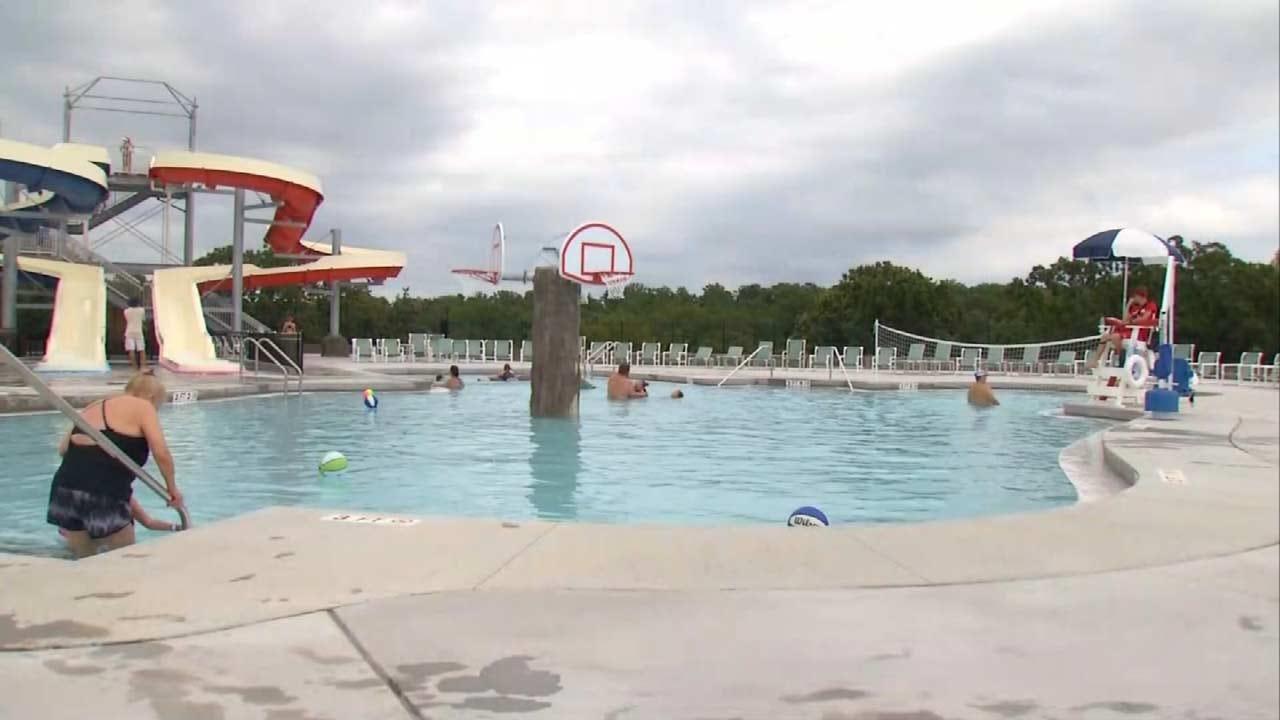 Jellystone Water Park Now Open At Keystone Lake