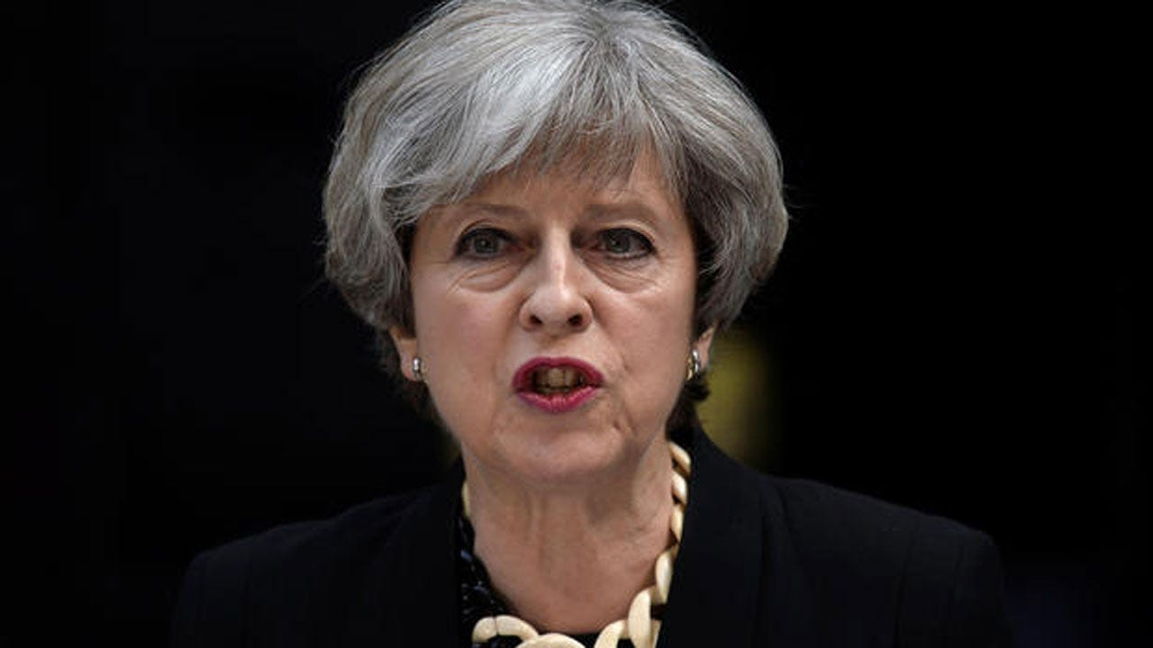 British PM Calls For Tougher Measures To Contain Islamic Extremism