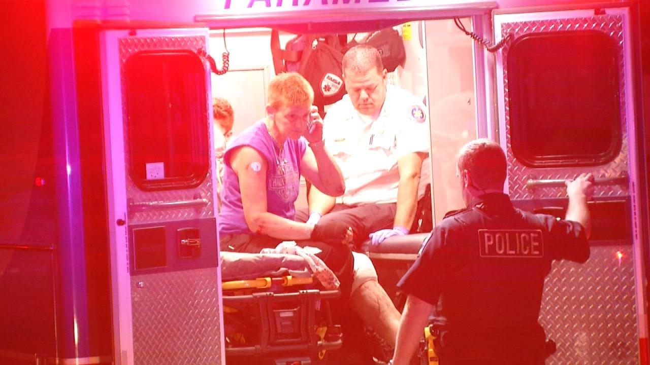 Driver Hits Tulsa Cyclist Overnight