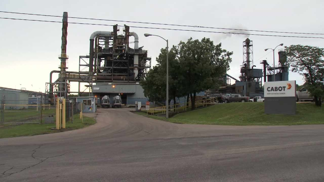 Worker Trapped Nearly 2 Hours After Incident At MidAmerica Industrial Park
