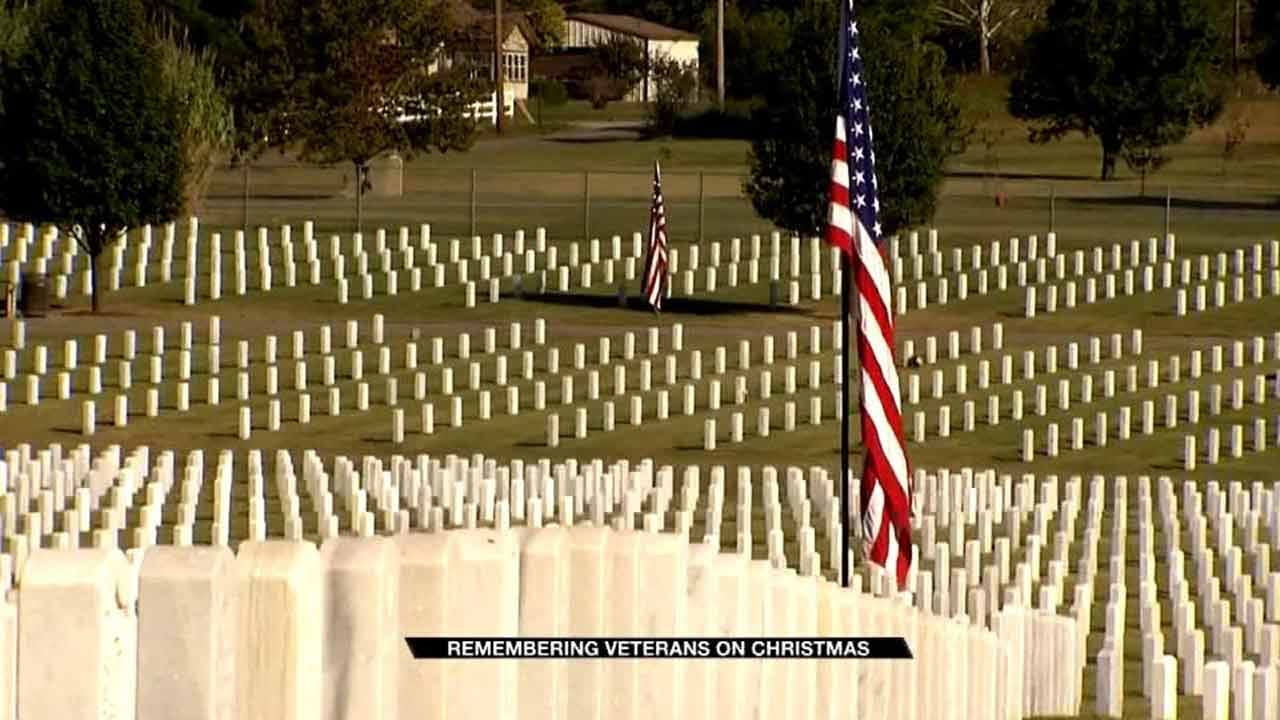 Donate To Help Honor Every Veteran At Fort Gibson Cemetery This Christmas