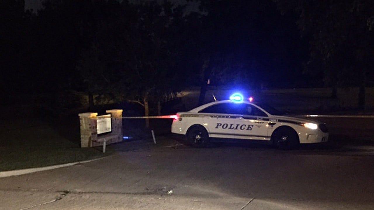 Man Hospitalized After Being Shot At Tulsa Park