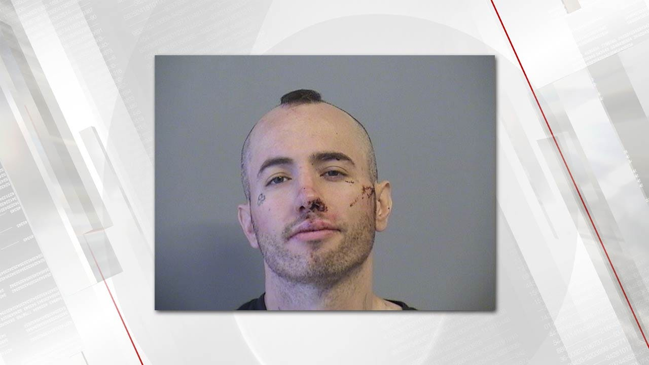 Man Jailed After Carjacking Victim At QuikTrip, Leading TPD On Chase