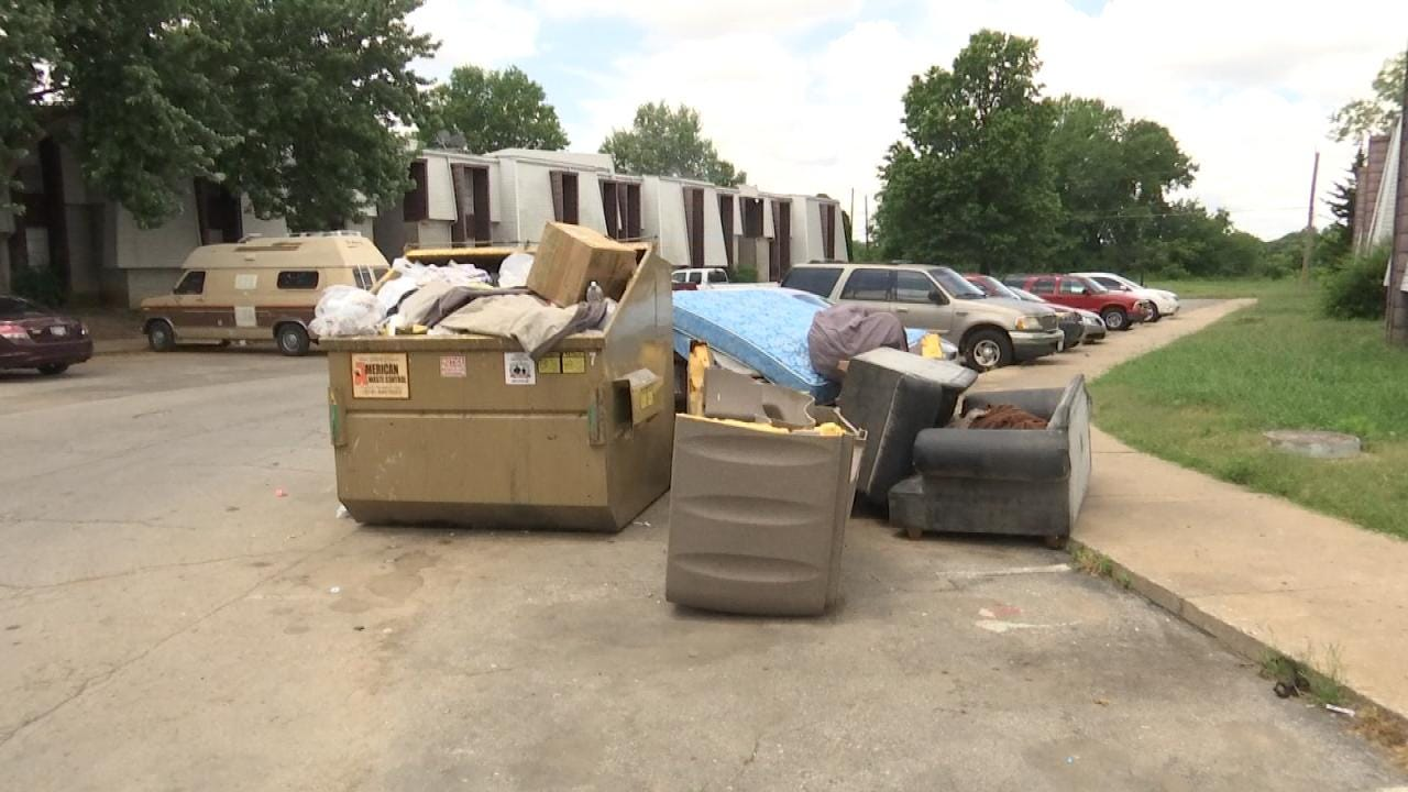 Tulsa Apartment Residents Frustrated By Lack Of Repairs
