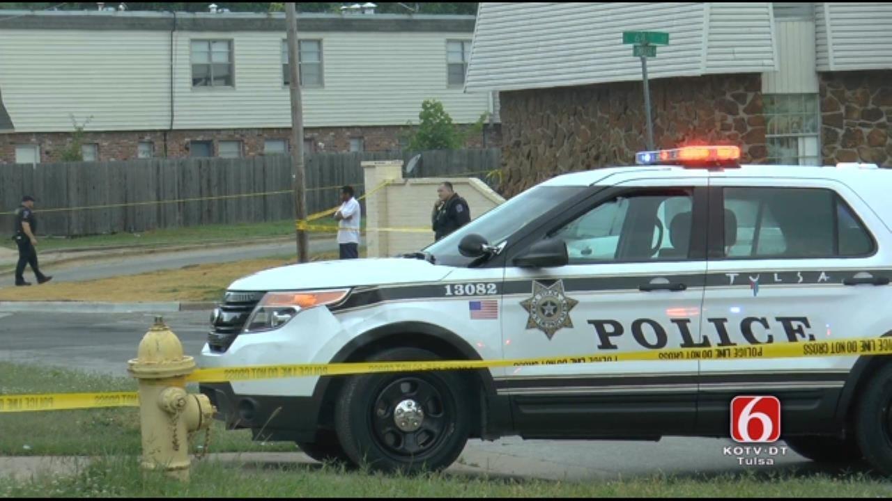 Tulsa Police Investigate Shooting Near 61st & Peoria