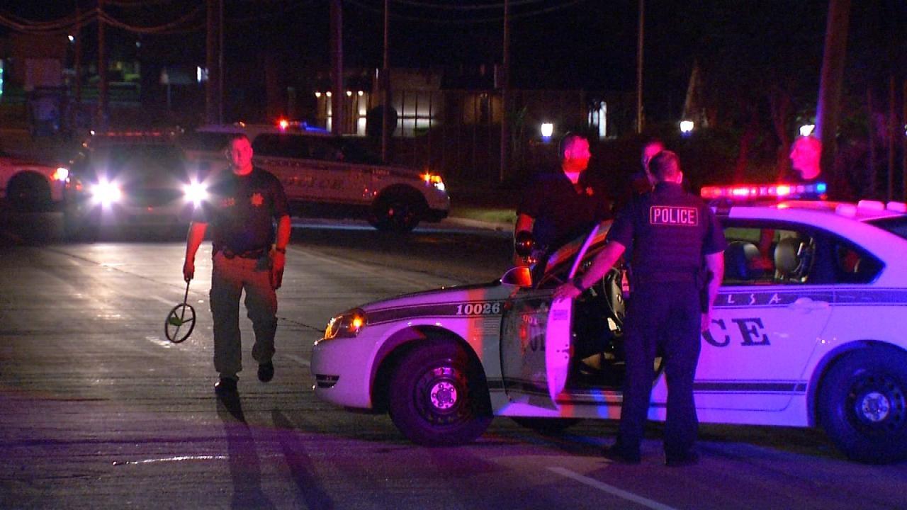 Driver Flees After Hitting, Killing Woman Crossing Tulsa Street