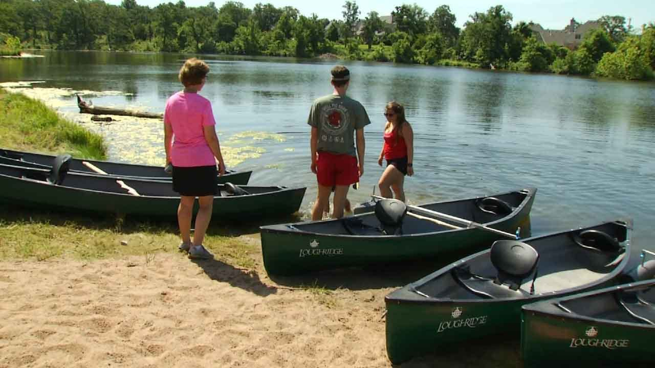 Hope's Crossing Camp Provides Freedom, Fun To Kids With Special Needs