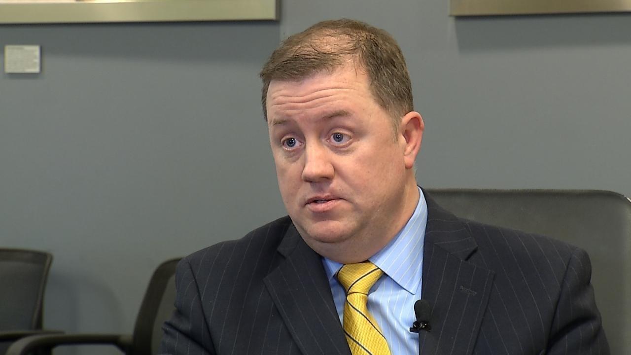 Oklahoma State Senator Dan Newberry Announces Resignation Plans