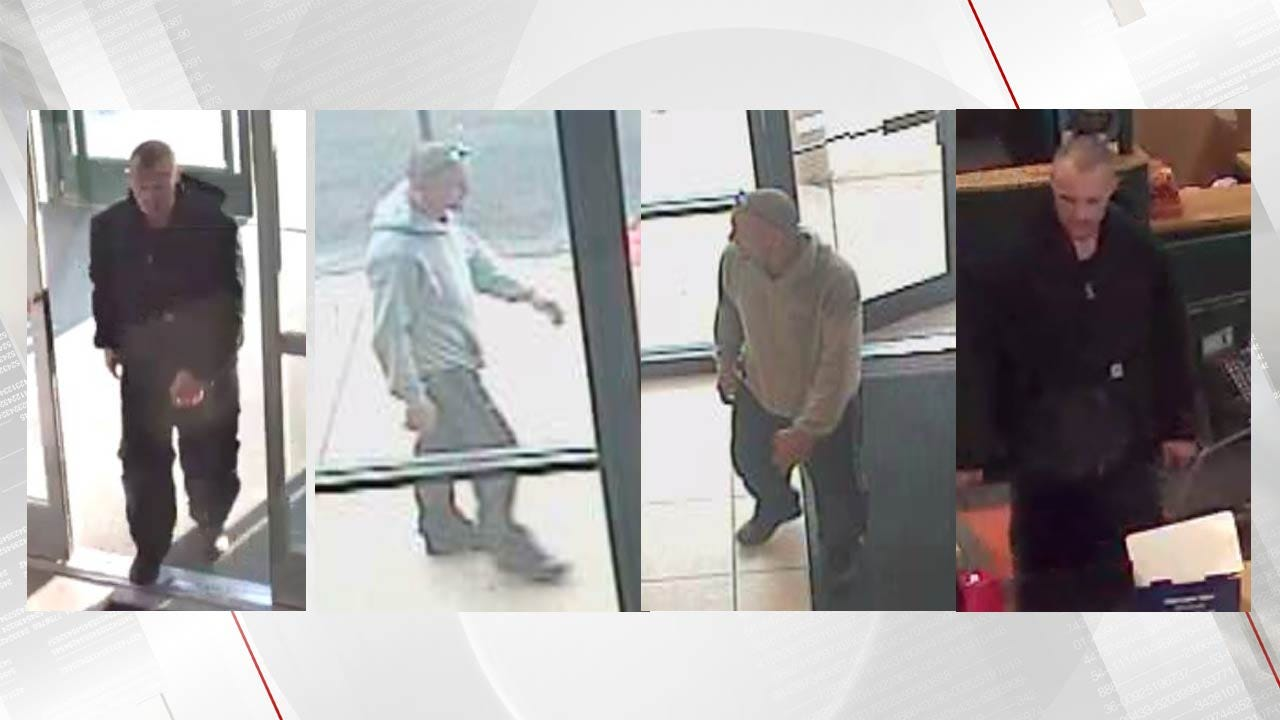 Police Seek Person Of Interest In Tulsa Financial Theft