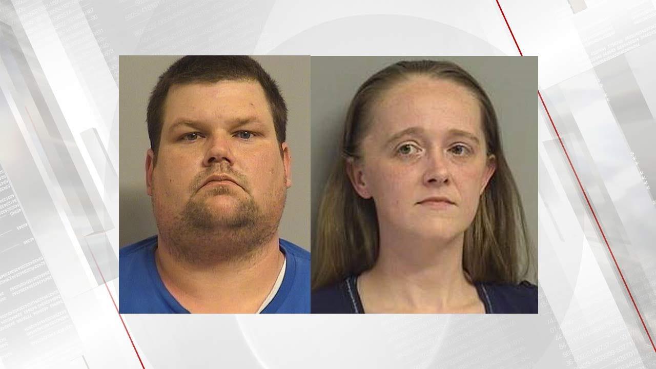 Tulsa Mother, Boyfriend Arrested For Child Abuse