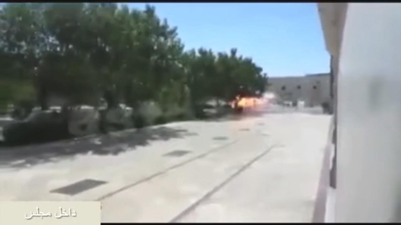 Several Killed In ISIS Attacks In Tehran