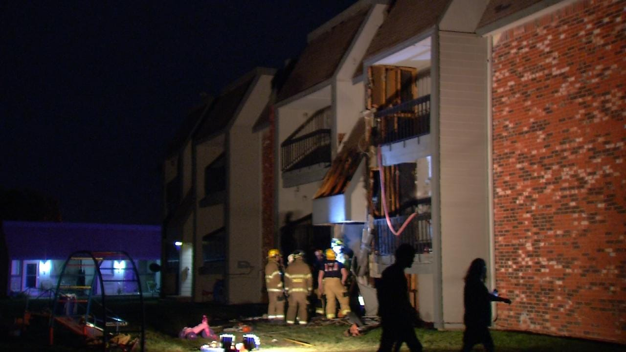 Smoking Likely Cause Of Owasso Apartment Fire