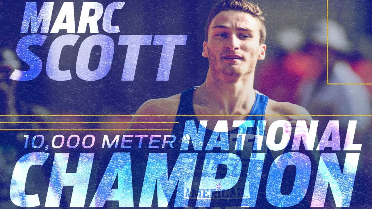 TU's Marc Scott Wins National Title