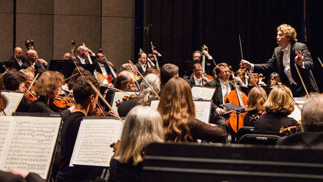 Mozart's Music Celebrated At Annual Bartlesville Festival