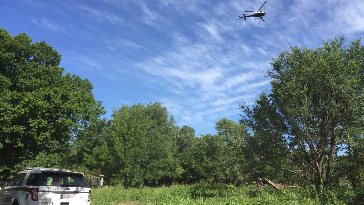 Police Identify Body Found In East Tulsa