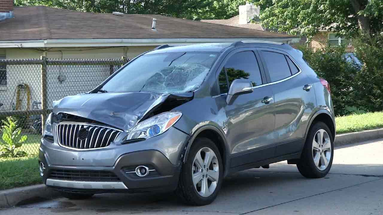 Tulsa Family Grieving After Loved One Hit, Killed By Stolen SUV