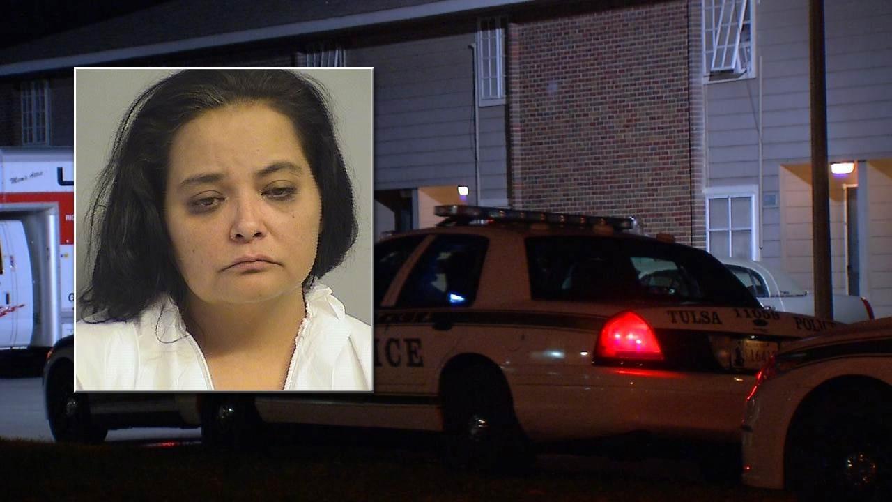 Tulsa Woman Charged In Boyfriend's Sword Stabbing Death