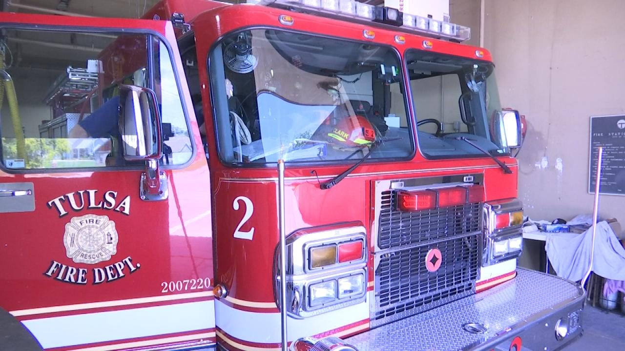 Tulsa's 2017-2018 Budget To Add More Police, Firefighters