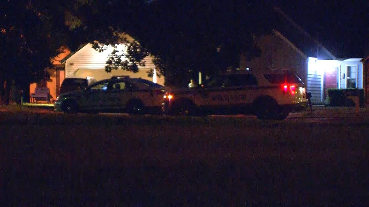 Teenager Shoots Man Delivering Newspapers In Tulsa