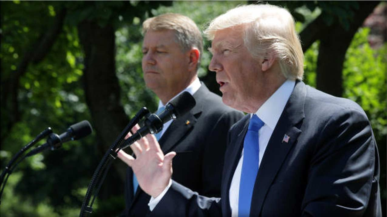 Trump Accuses Comey Of Giving Untrue Testimony