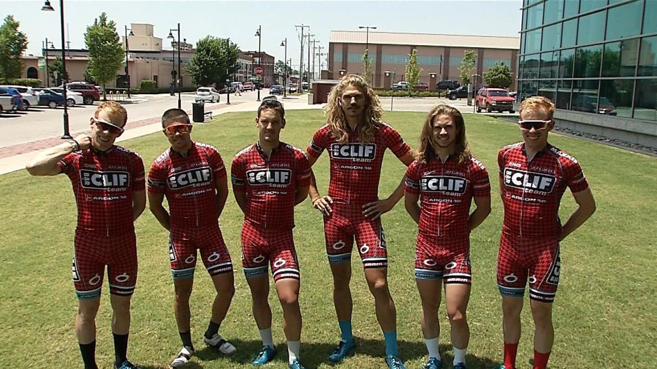 Tulsa Tough: Team Clif Bar Looks For Victory While Having Fun