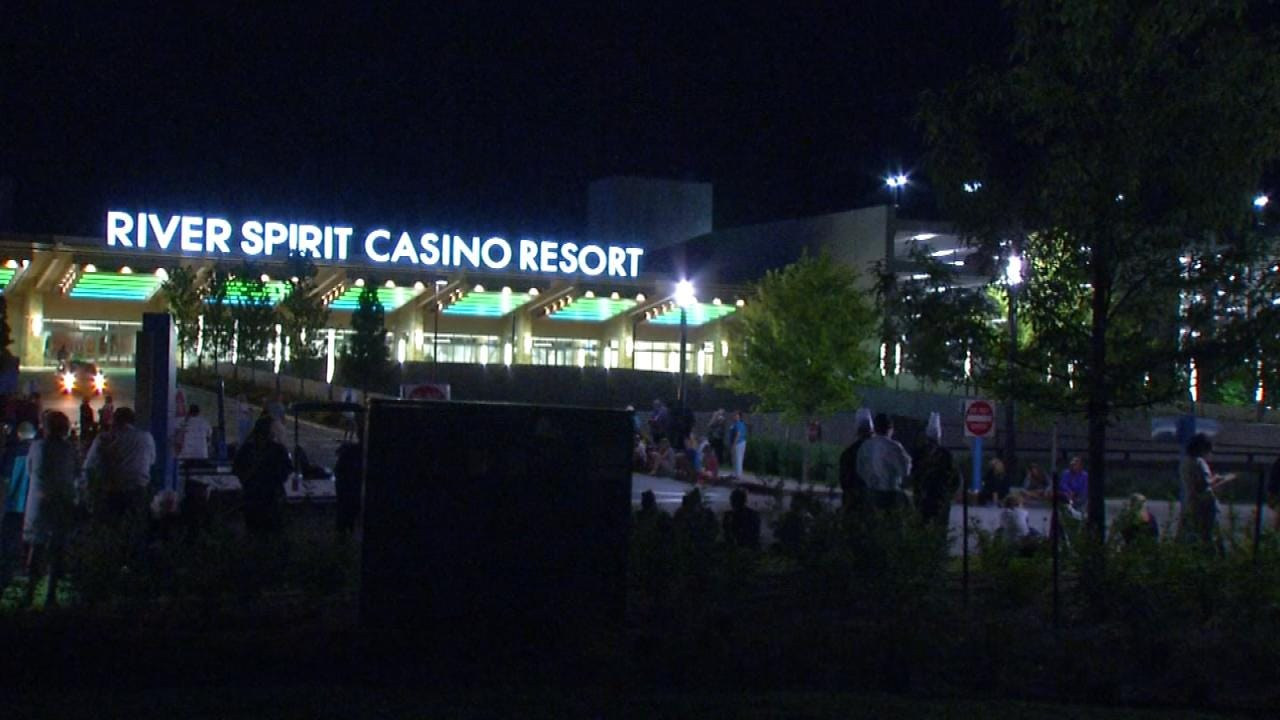Tulsa's River Spirit Hotel And Casino Reopened After Bomb Threat