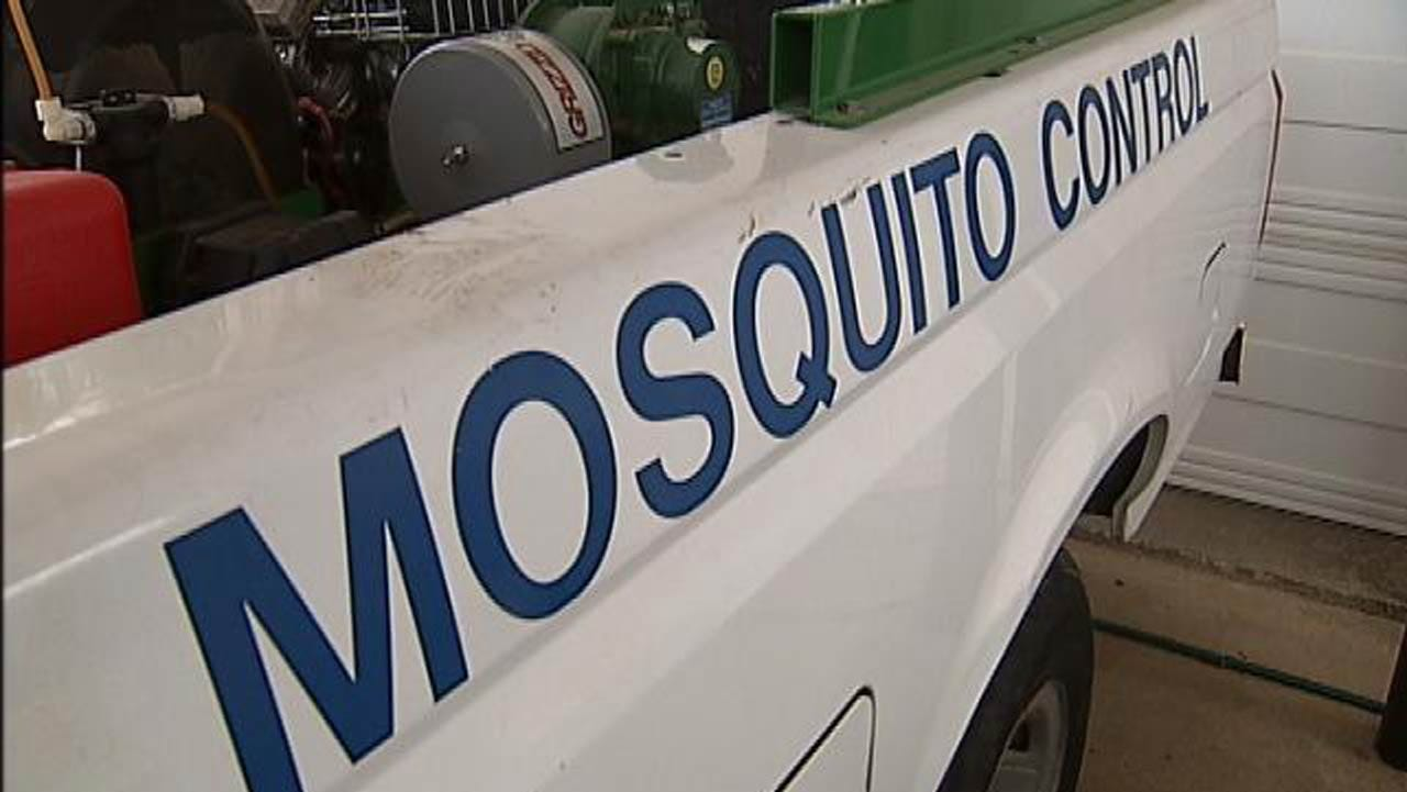 West Nile Virus Found In Tulsa County Mosquitoes