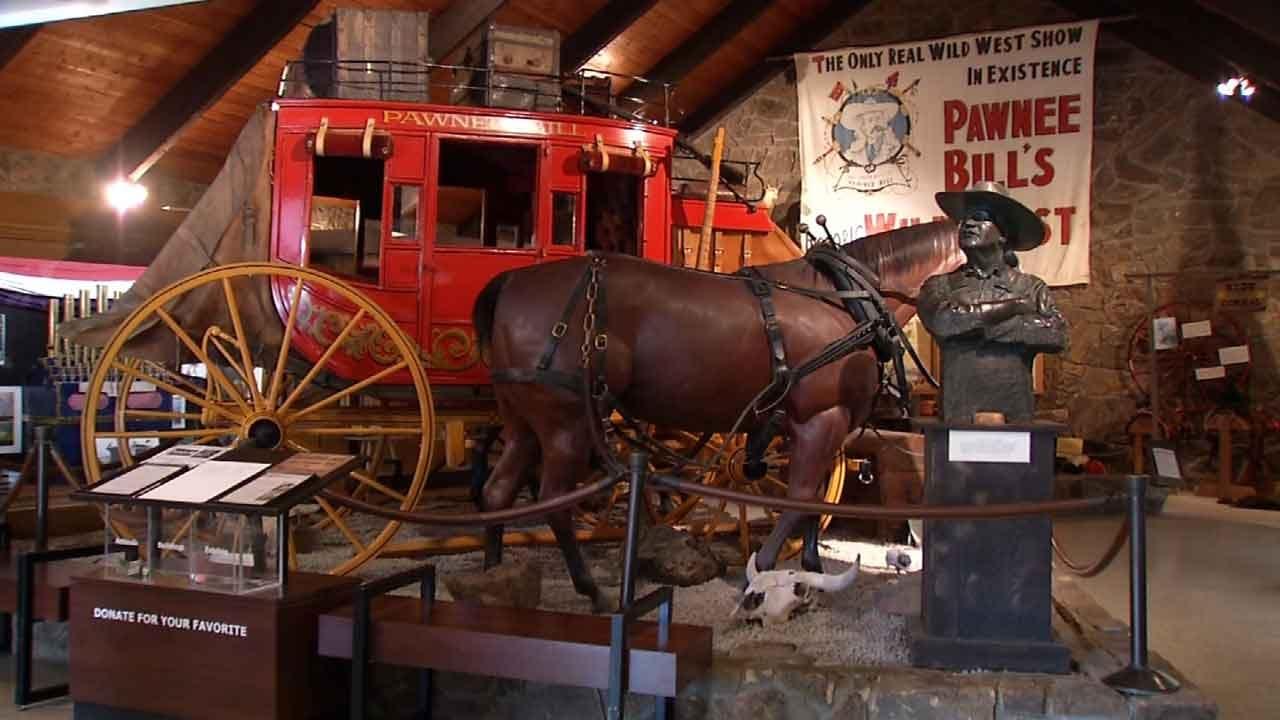 Wild West Show Returns To Pawnee Bill's Ranch
