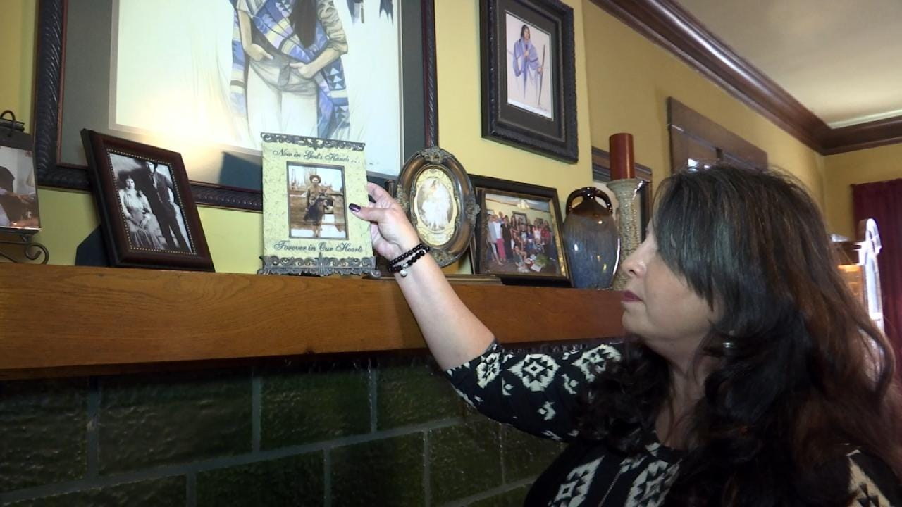 Chance Meeting Links OK Woman To Great-Grandfather Killed In WWI