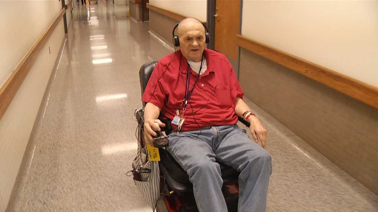 Claremore Veterans Center Creating Music Library To Help With Vets' Dementia, Pain