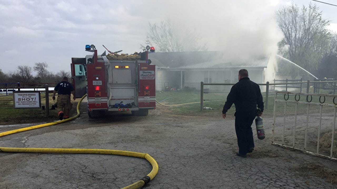 Exotic Snakes, Rats Discovered During Owasso House Fire