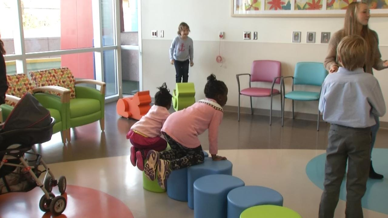 St. Jude Affiliate Clinic Opens At A Tulsa Children's Hospital