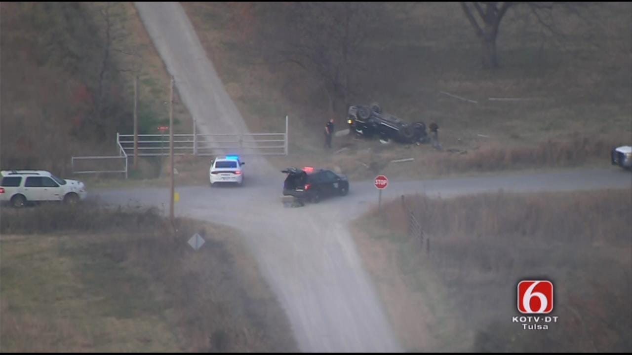 Charges Filed In Wild Chase That Ended Near Vera Last Fall