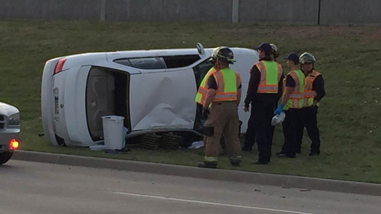 Checotah Woman Killed In Tulsa Highway Crash