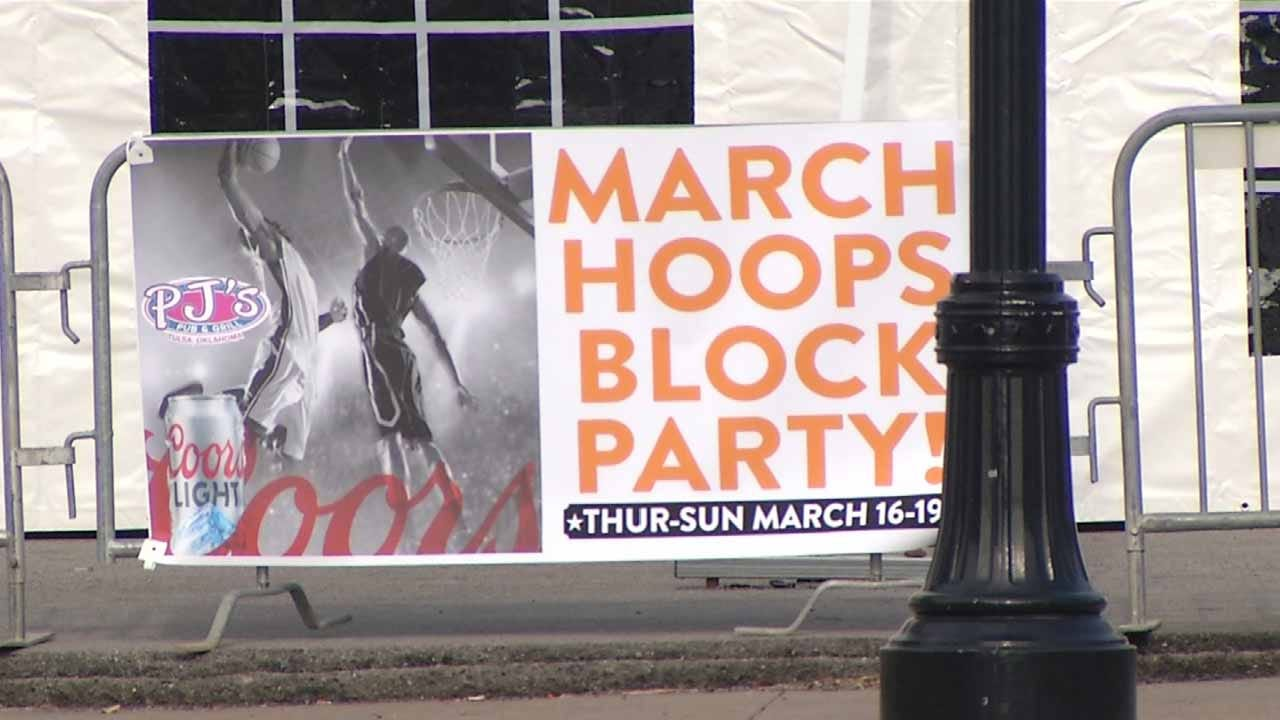 Leaders Excited To Show Changes To Tulsa As NCAA Tournament Returns