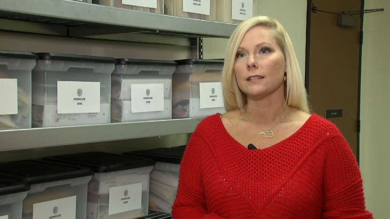 Loss Of Grant Money Impacts Oklahoma Cold Cases