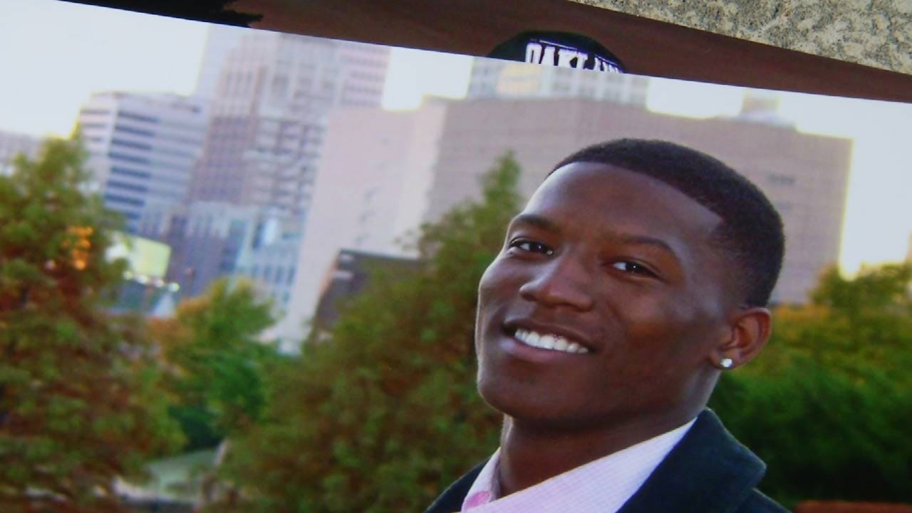 Mother Of Tulsa Murder Victim Thankful Son's Death Saved Others