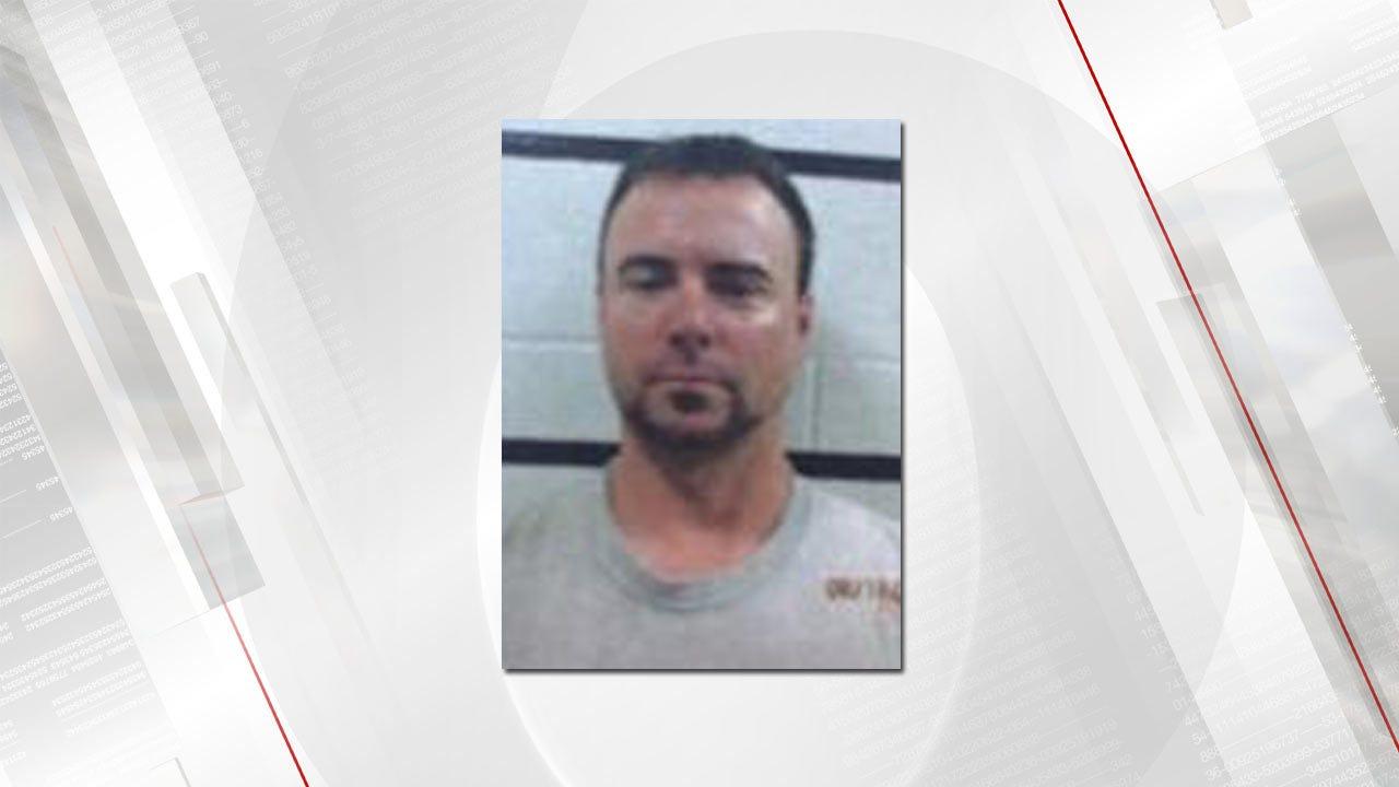 Stigler Man Arrested For Possession, Distribution Of Child Porn