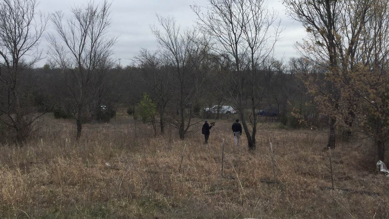 Human Remains Found By Tulsa ATV Rider