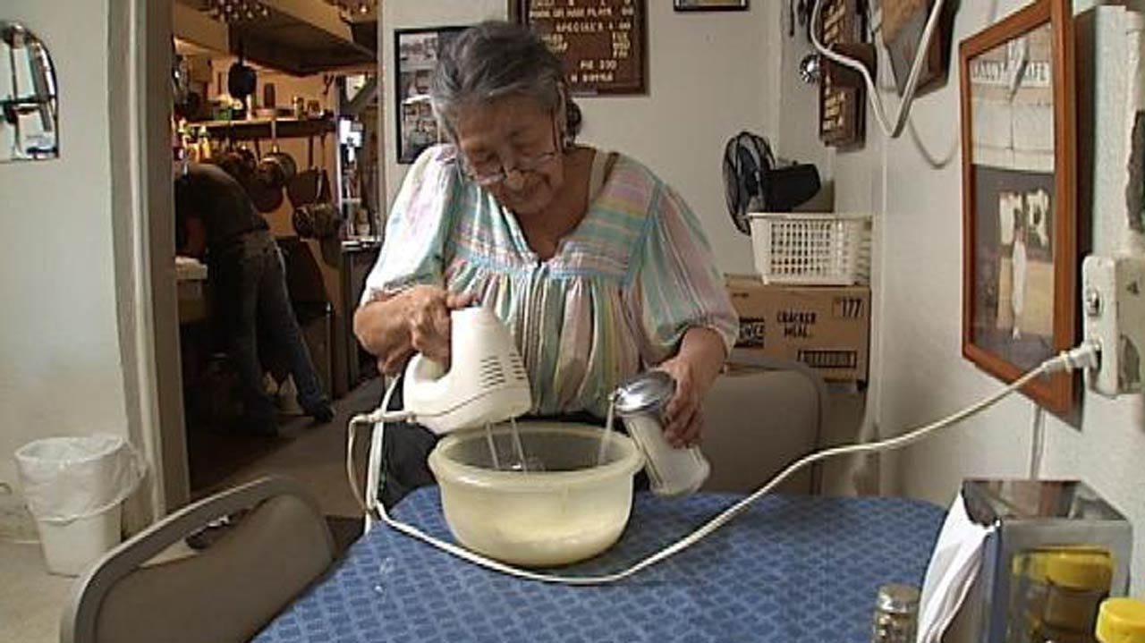 Pawhuska Cafe Owner, Local Icon Dies