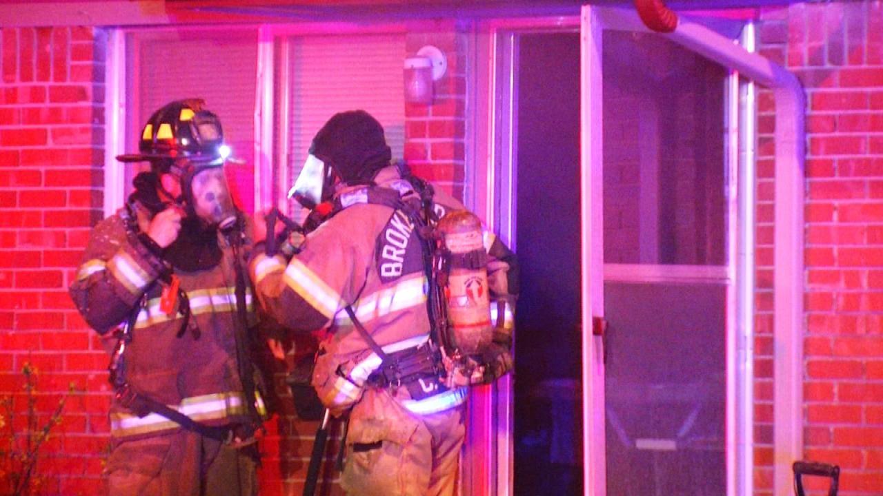 Police Identify Man Who Died In Broken Arrow Apartment Fire