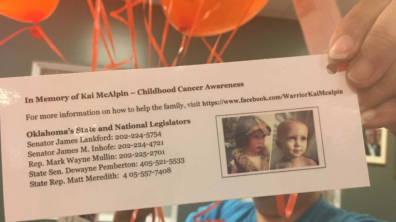 Tahlequah Community Honors 'Warrior Kai' After Cancer Battle