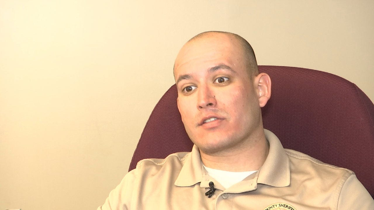 TCSO Training Deputies To Recognize Signs Of Mental Illness