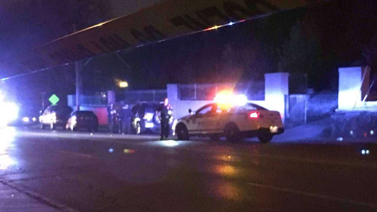 TPD: Man Shot Prior To Crash Near 18th And Peoria