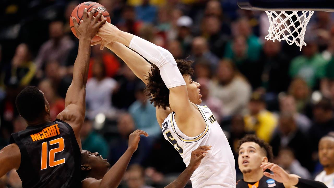 Cowboys Out Of NCAA Tourney After Close Loss To Michigan