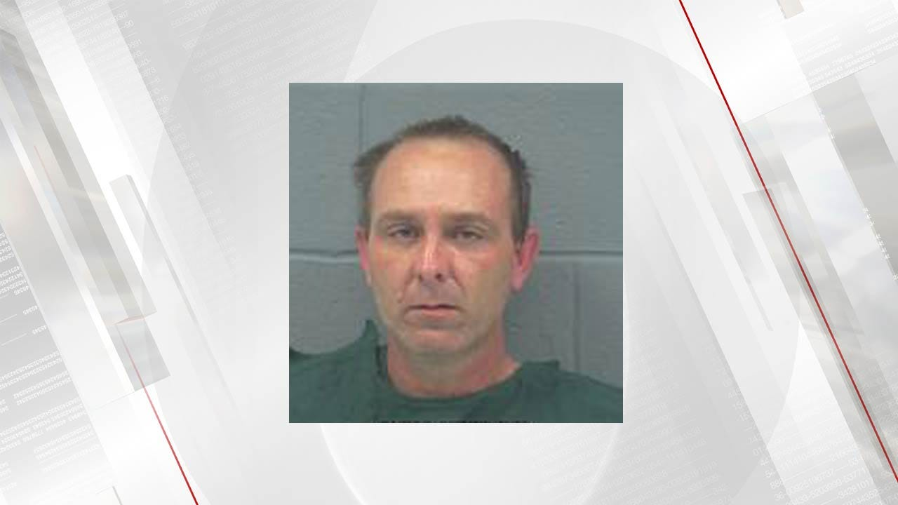 DA Charges Rogers County Man With Child Sexual Abuse